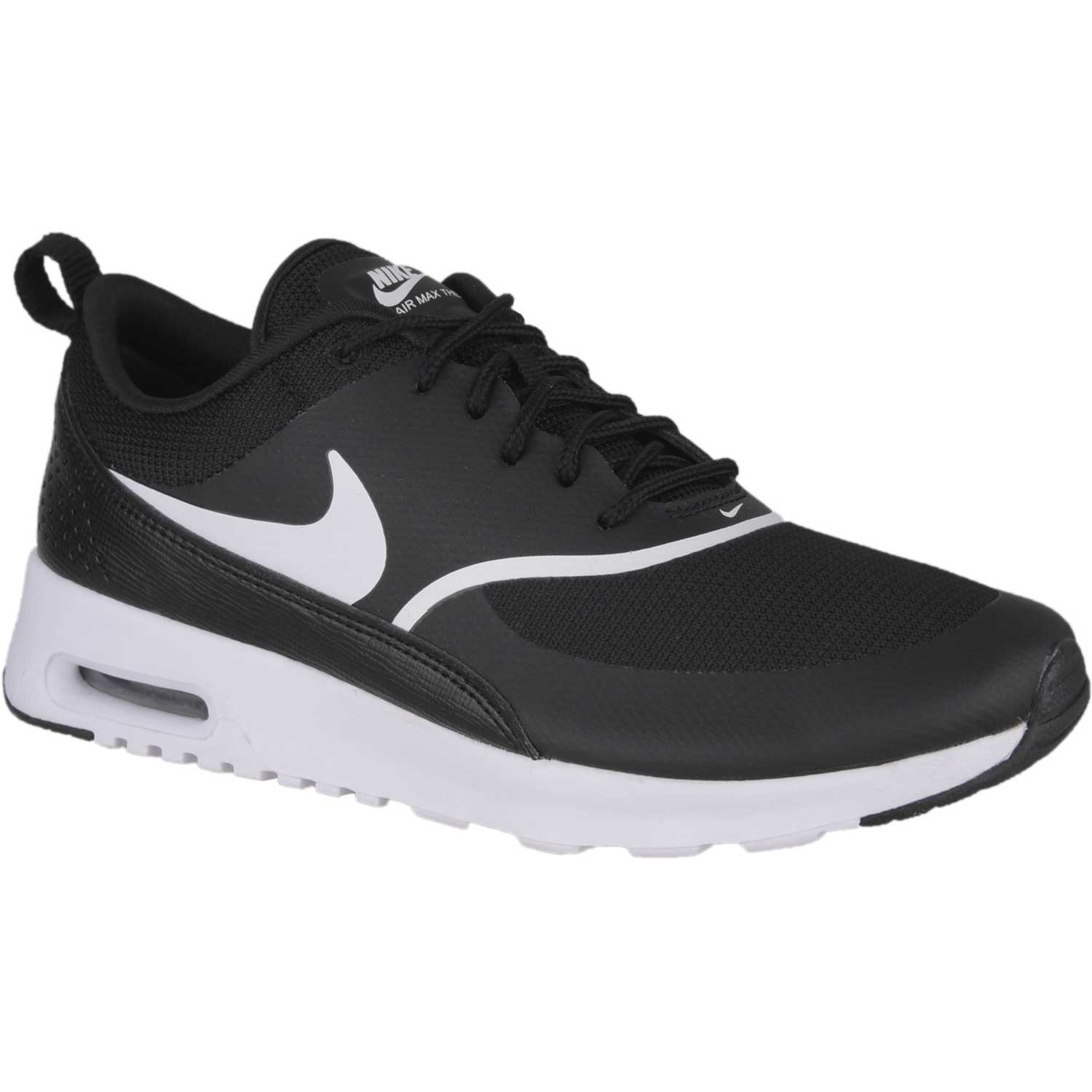 Casual de Mujer Nike Negro blanco wmns air max thea