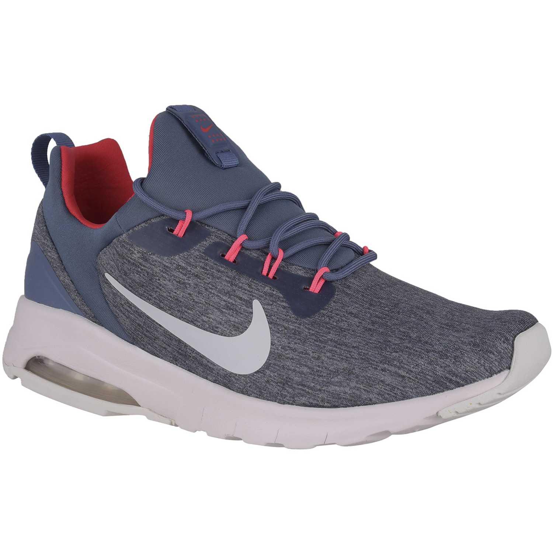 Nike wmns air max motion lw racer Azul / rosado Walking
