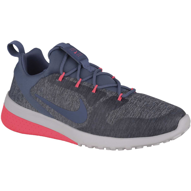 Nike WMNS NIKE CK RACER Azul / rosado Walking