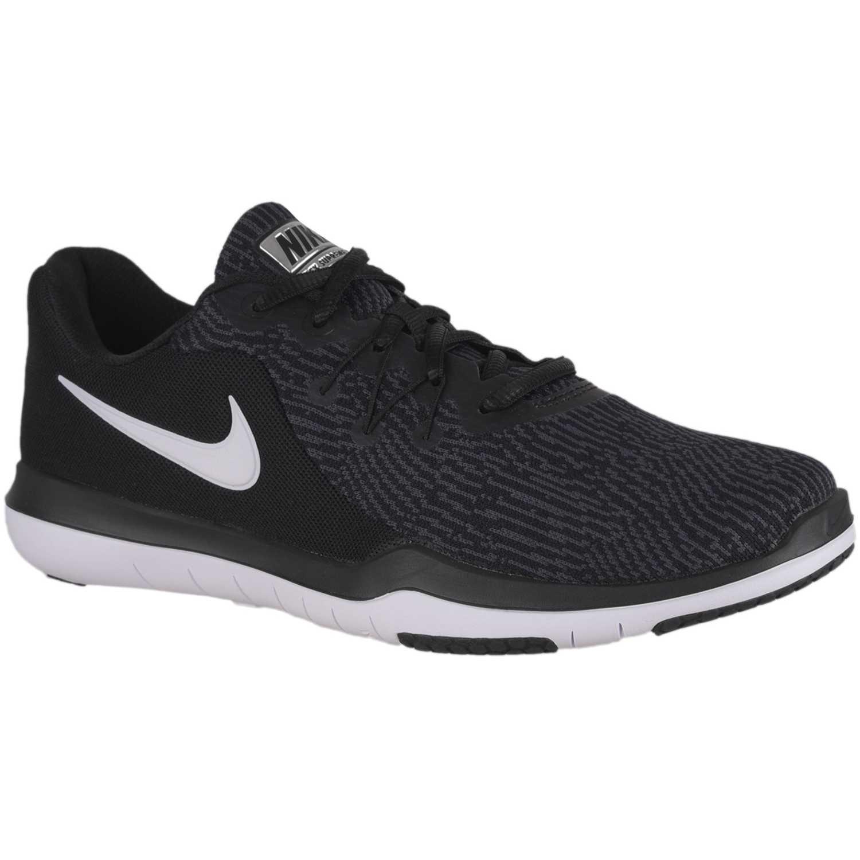 Nike w nike flex supreme tr 6 Negro / blanco Mujeres