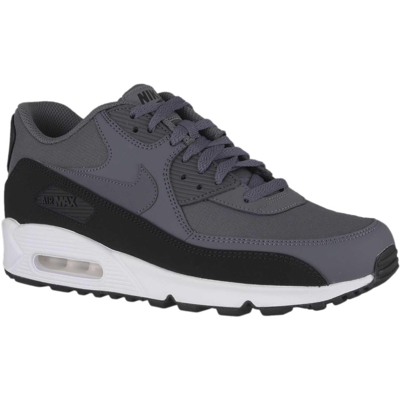 Zapatillas Nike Air Max 90 Essential Negro Negro Hombre La