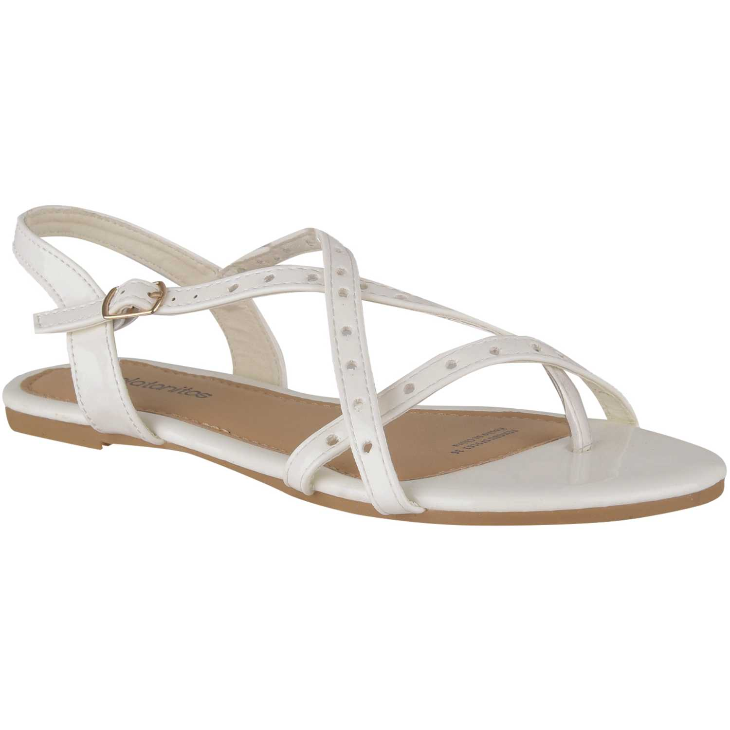 Platanitos sf 9163 Blanco Flats