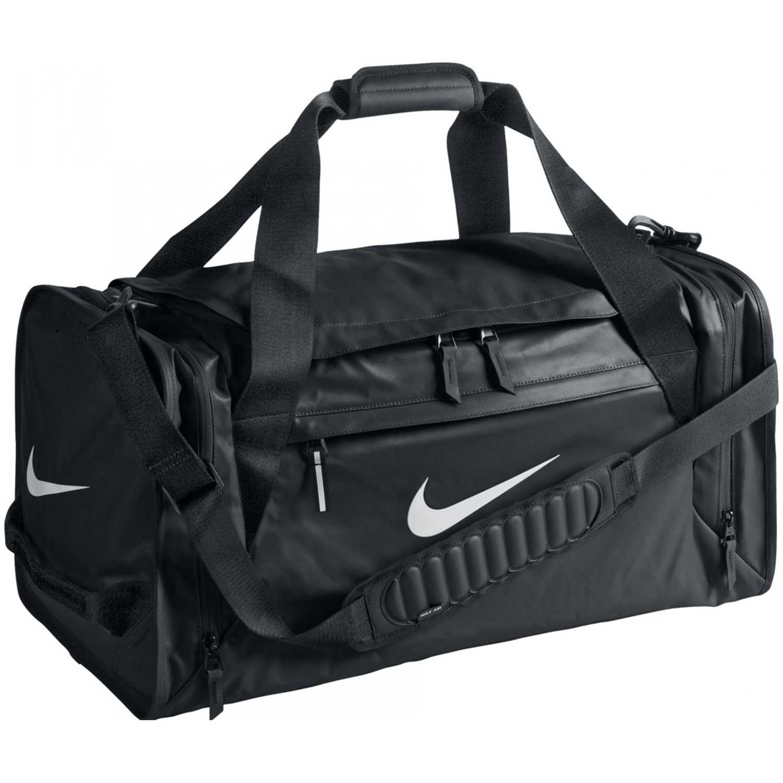 Psicológico Mal Mount Bank  Nike Ultimatum Max Negro / blanco Bolsos de gimnasio | platanitos.com