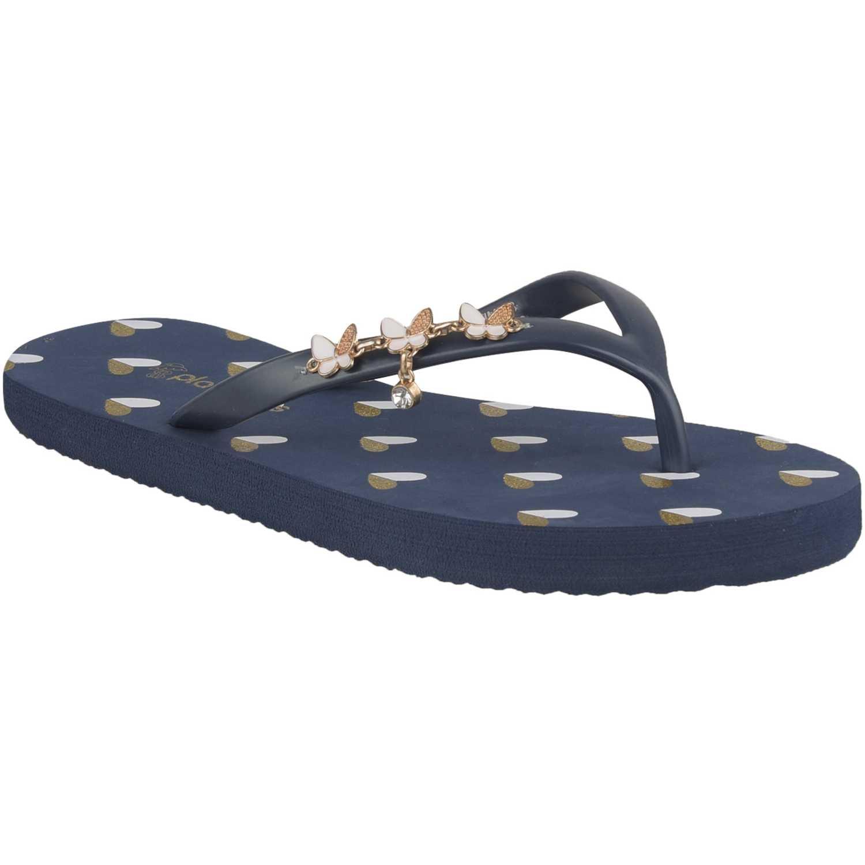 Platanitos sb 0265 Azul Flip-Flops