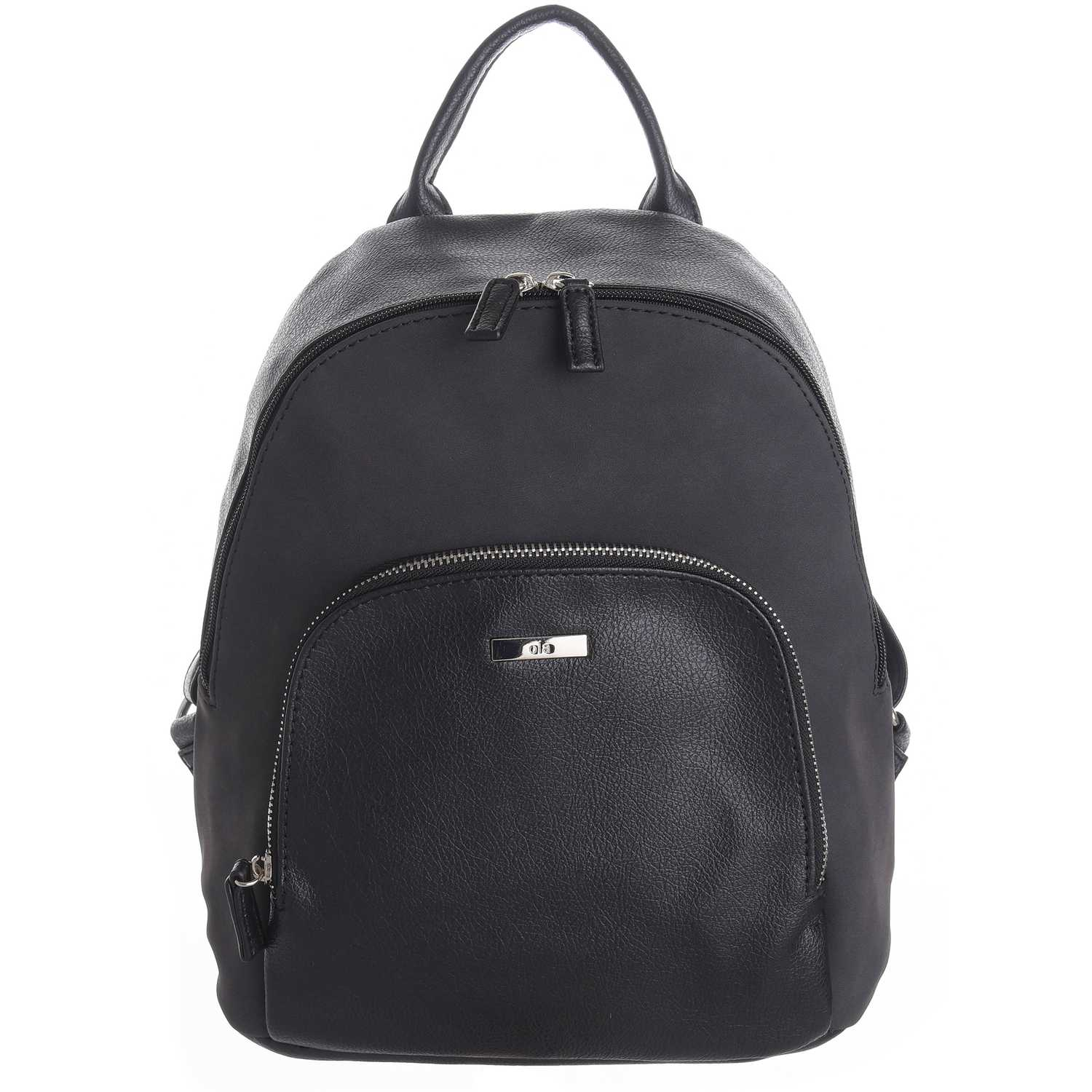 Platanitos G-8209 Negro Mochilas Fashion