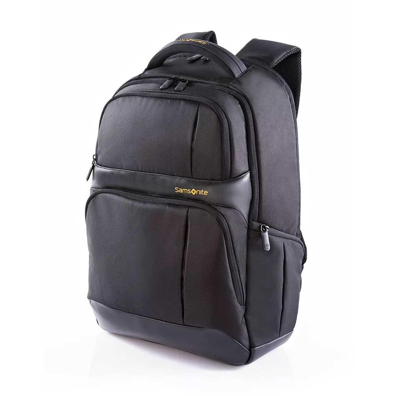 Samsonite laptop backpack iii black ikonn Negro Mochilas Multipropósitos
