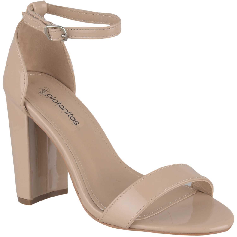 Sandalia de Mujer Platanitos Piel sv 307