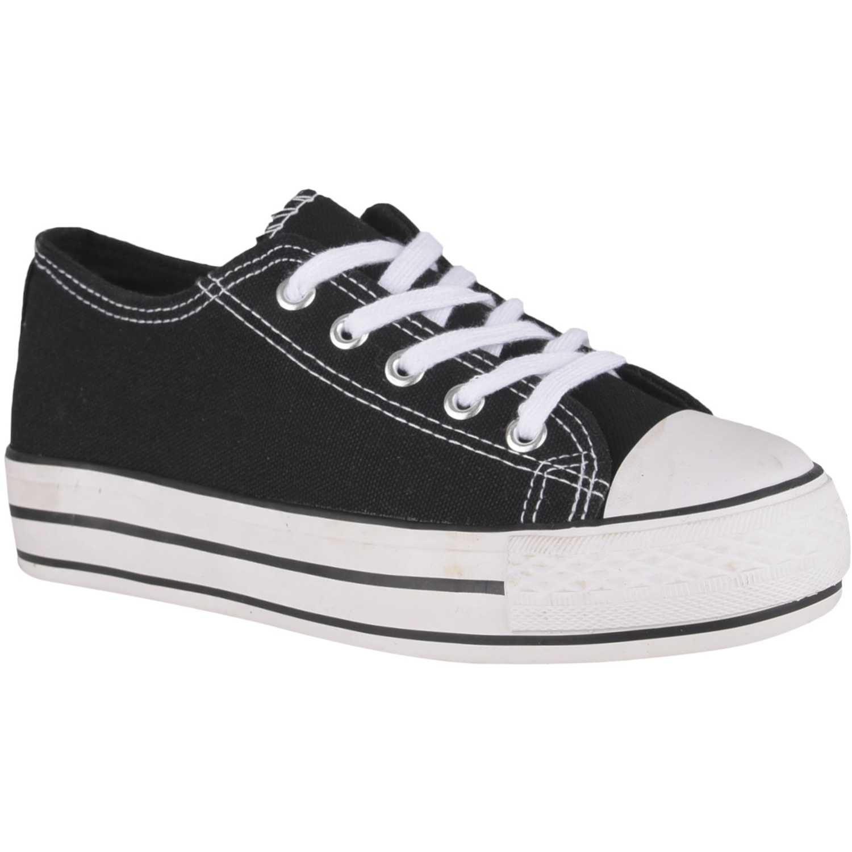Just4u zc 4272 Negro Zapatillas Fashion