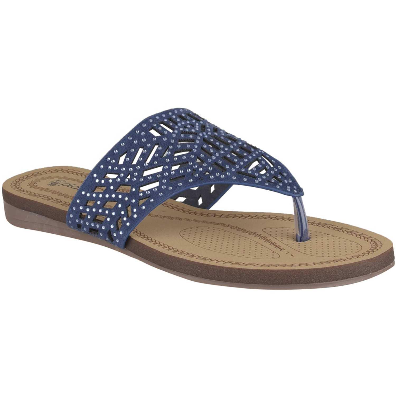 Platanitos sf 1434 Azul Flats
