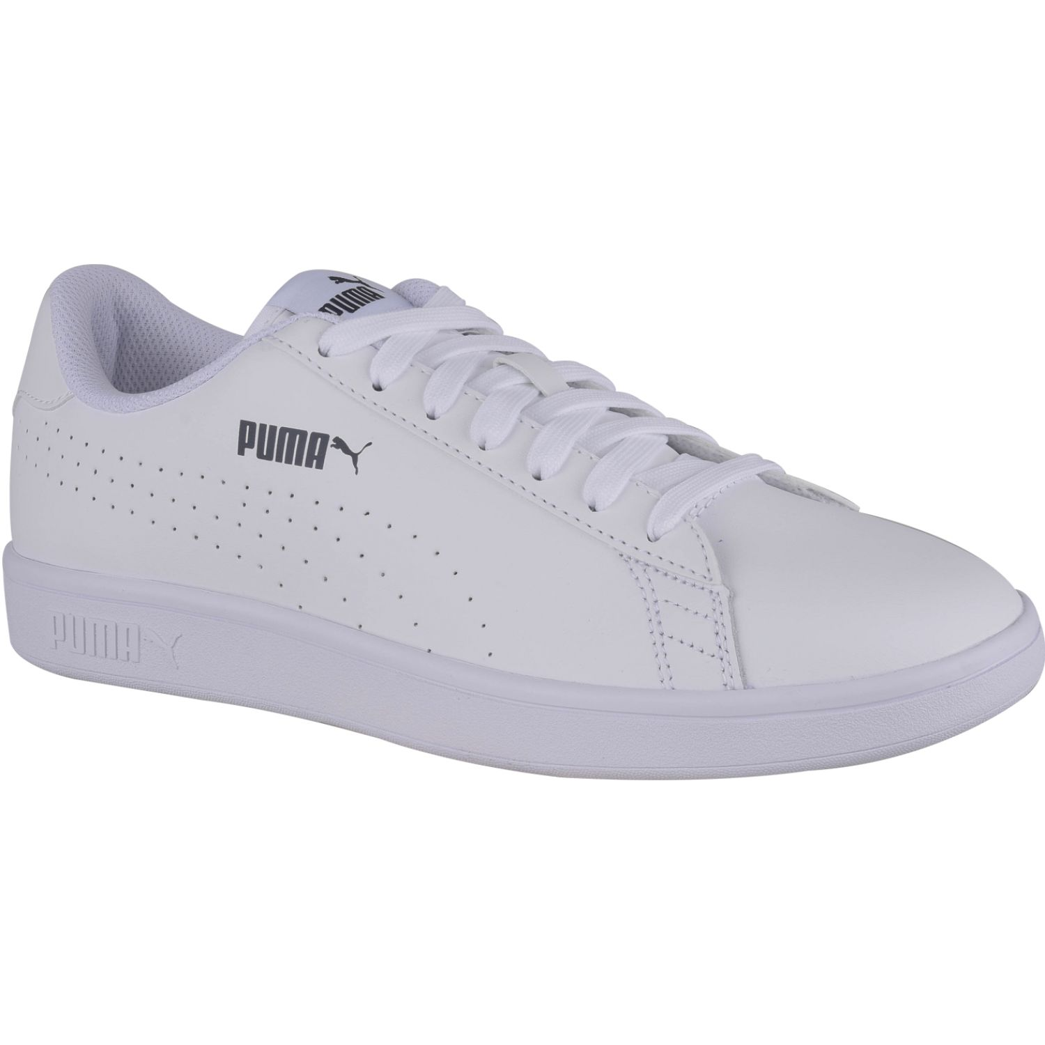 Puma Puma Smash v2 L Perf Blanco Walking | platanitos.com