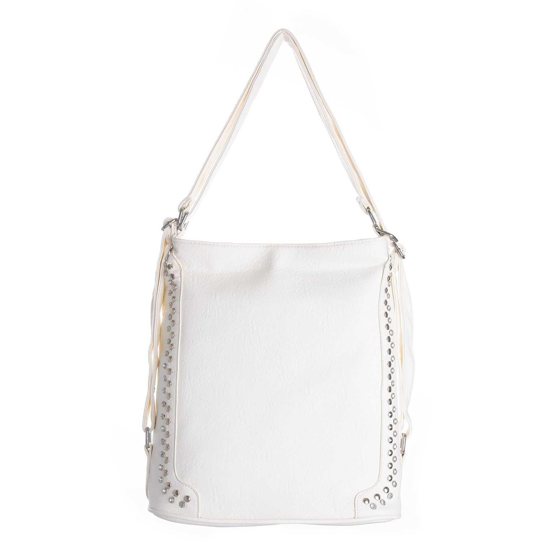 Carteras de Mujer Platanitos Blanco 7830