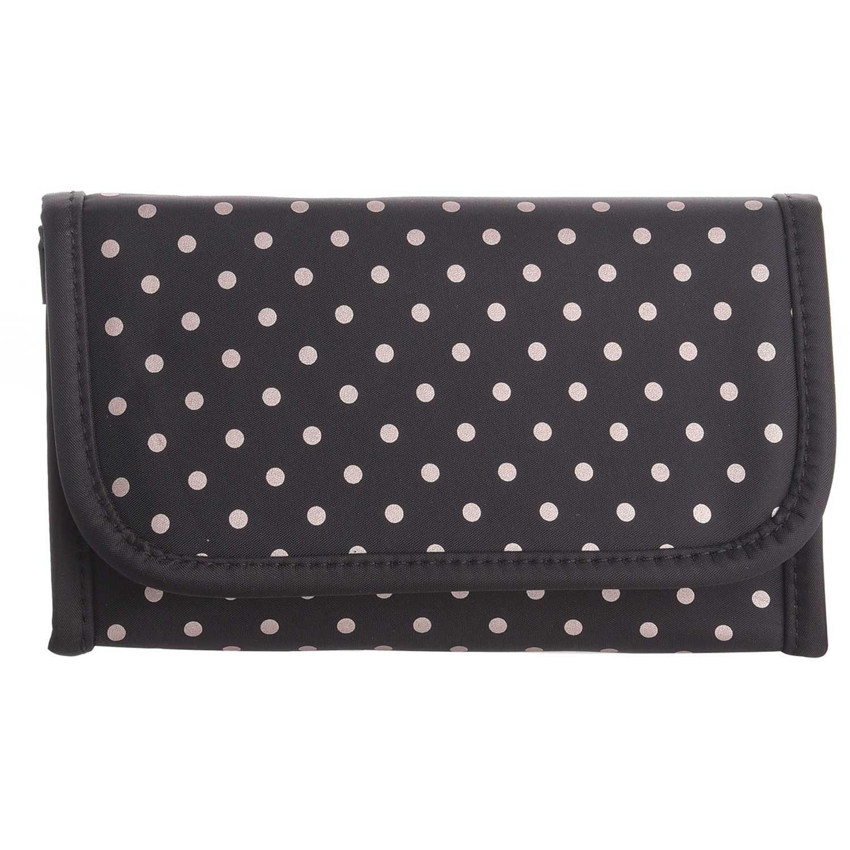 Platanitos ypf1445 Negro Bolsa de cosméticos