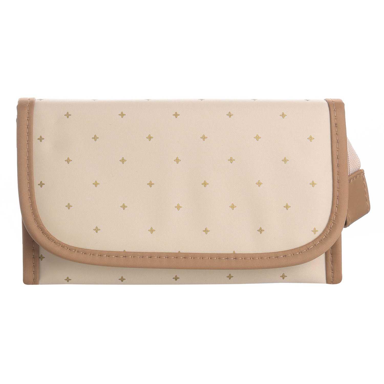 Platanitos nxc1445 Beige Bolsa de cosméticos