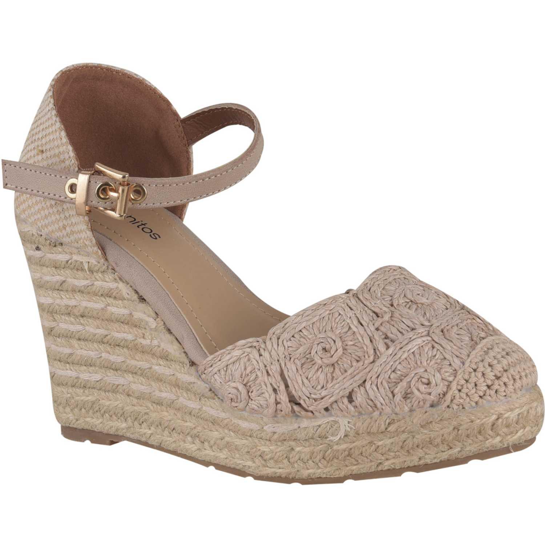 zapatos deportivos f2f6e 2815d Alpargatas de Mujer Platanitos Beige a 72 | platanitos.com
