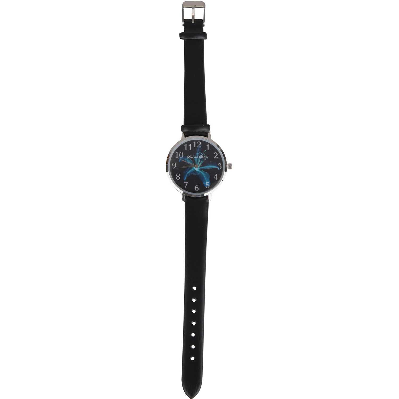 Platanitos lw5641 Negro Relojes de Pulsera