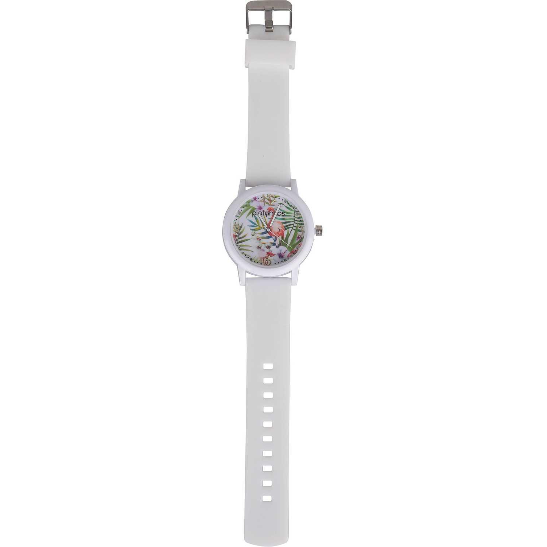Platanitos lw6197 Blanco Relojes de Pulsera