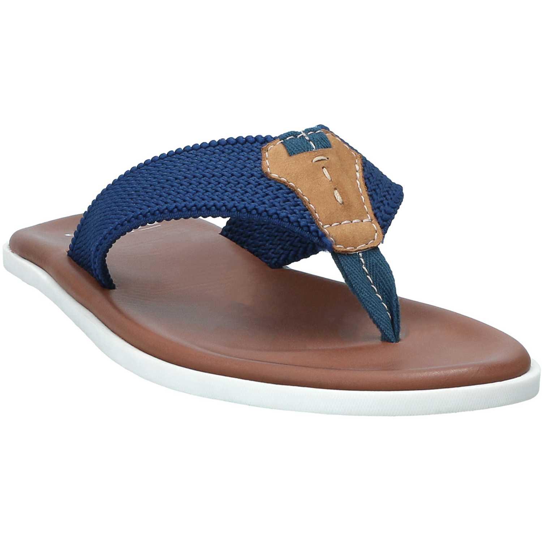 GUANTE valencia Azul / marrón Sandalias