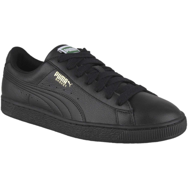 Puma basket classic lfs Negro Walking | platanitos.com