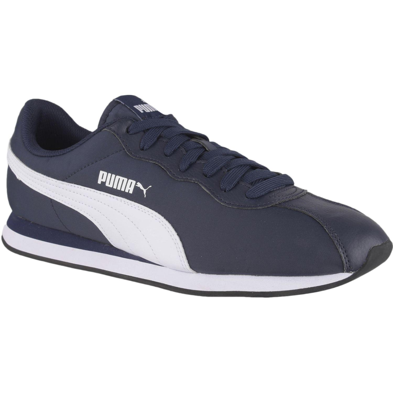 Zapatilla de Hombre Puma Azul / blanco puma turin ii nl