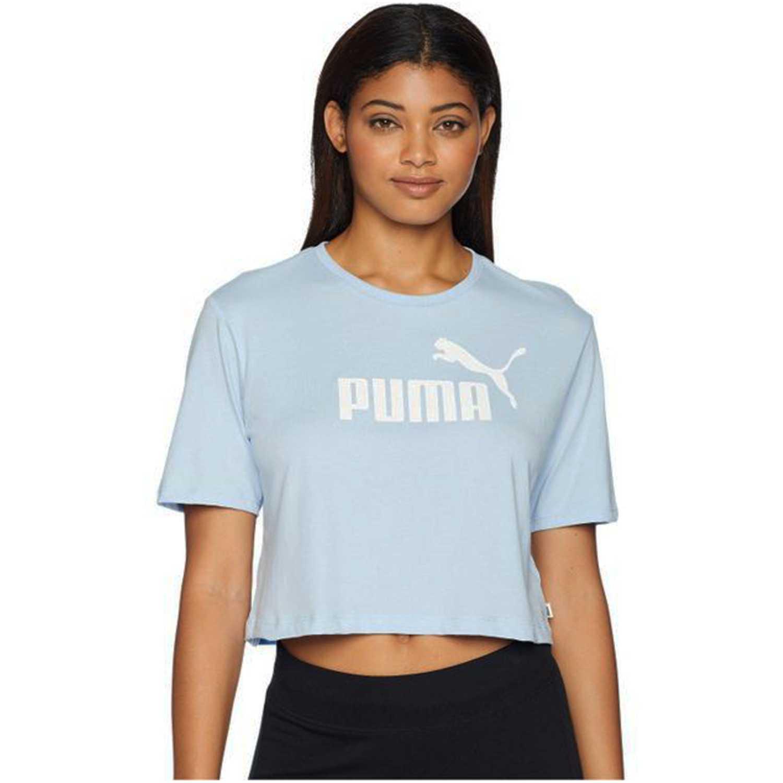 crop top mujer puma