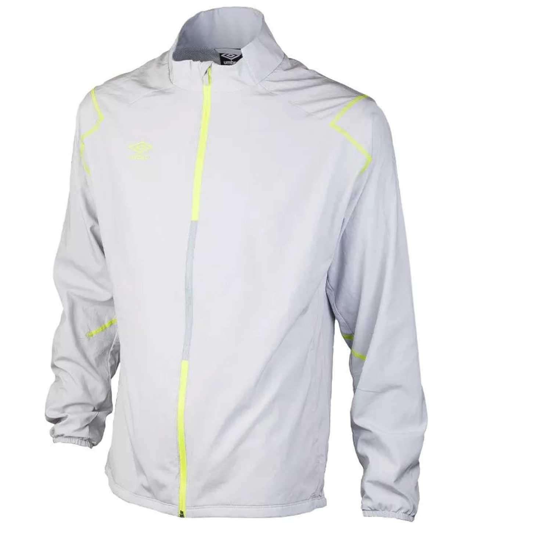 Umbro silo training woven jacket Gris Casacas de Atletismo