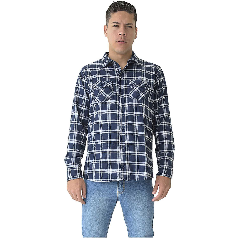 COTTONS JEANS americo Azul / blanco Camisas de botones