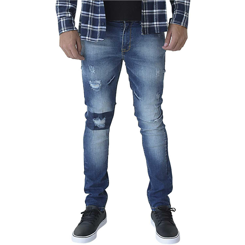 COTTONS JEANS dante Azul Jeans