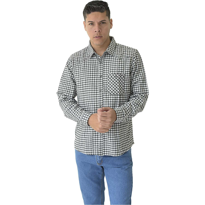 COTTONS JEANS renny Negro / blanco Camisas de botones