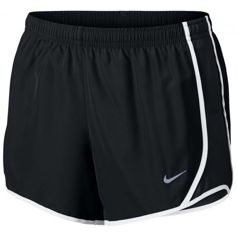 Short de Jovencita Nike Negro / blanco g nk dry tempo short