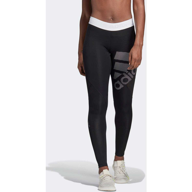 Adidas ask spr tig lg Negro Leggings Deportivos