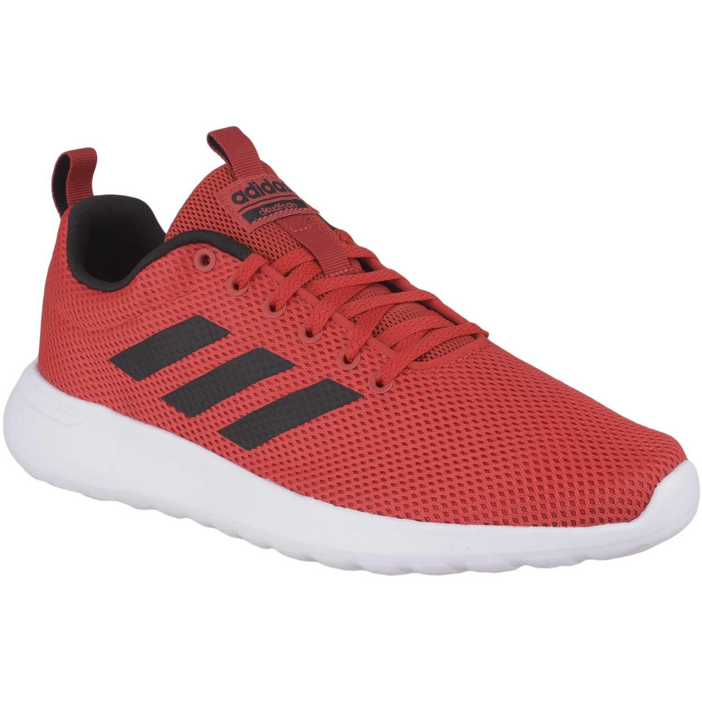 Zapatilla de Hombre Adidas Rojo lite racer cln
