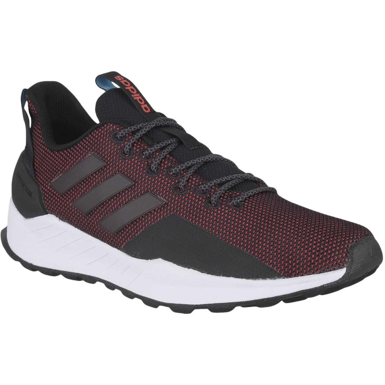Adidas questar trail Burgundy