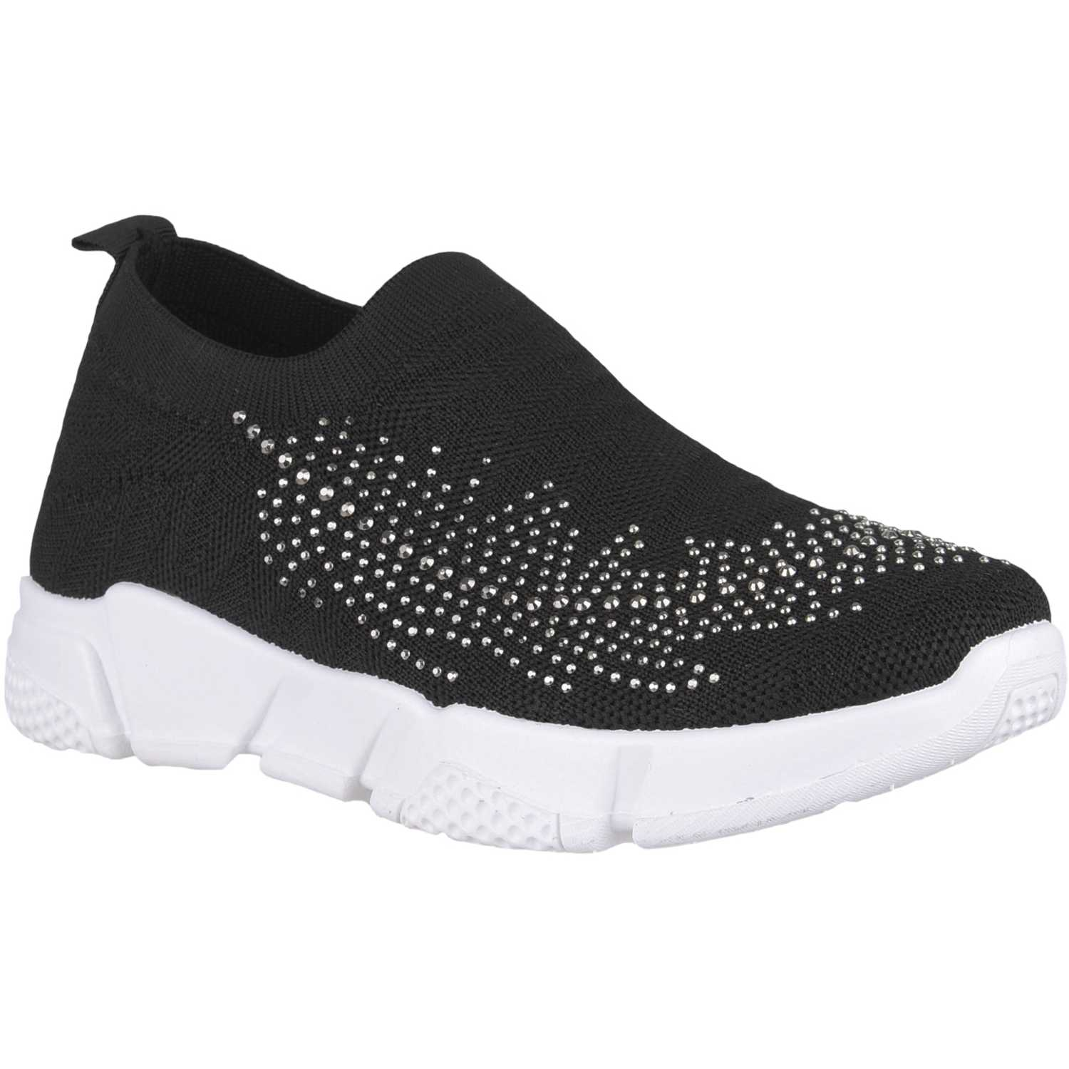 Just4u z 5a31 Negro Zapatillas Fashion