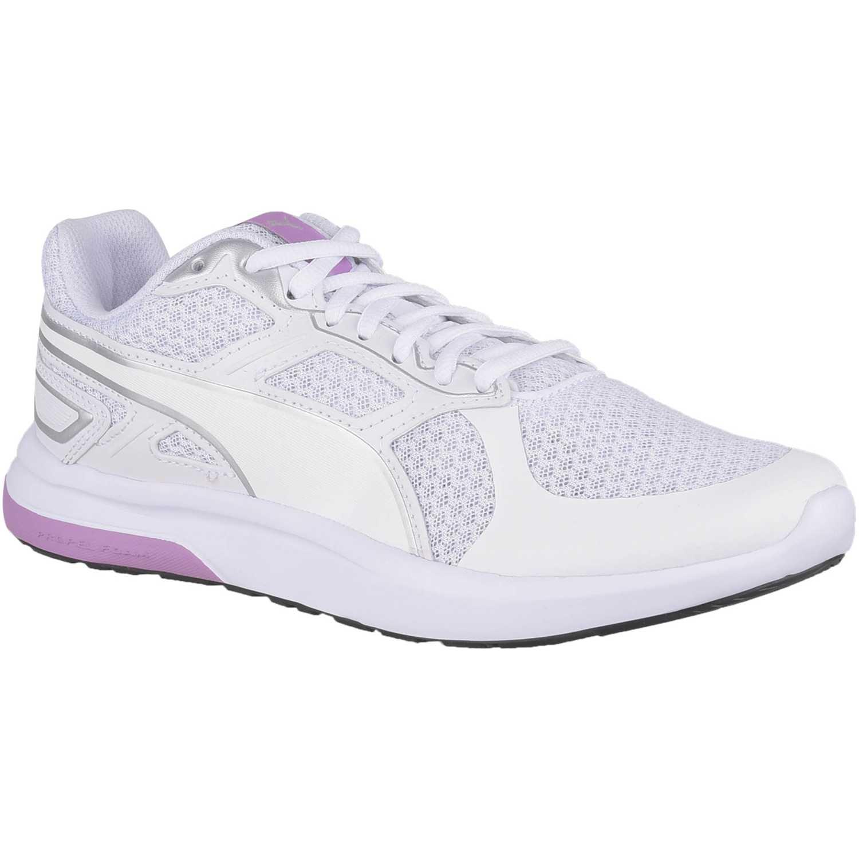 Zapatilla de Mujer Puma Blanco / rosado escaper tech