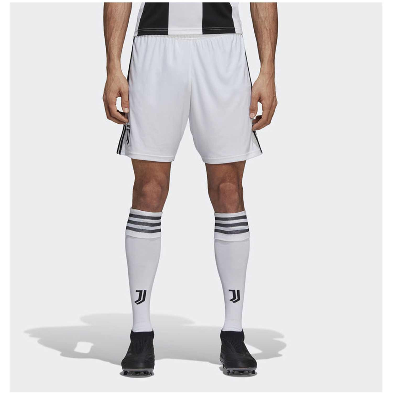 Adidas juve h sho Blanco Shorts Deportivos