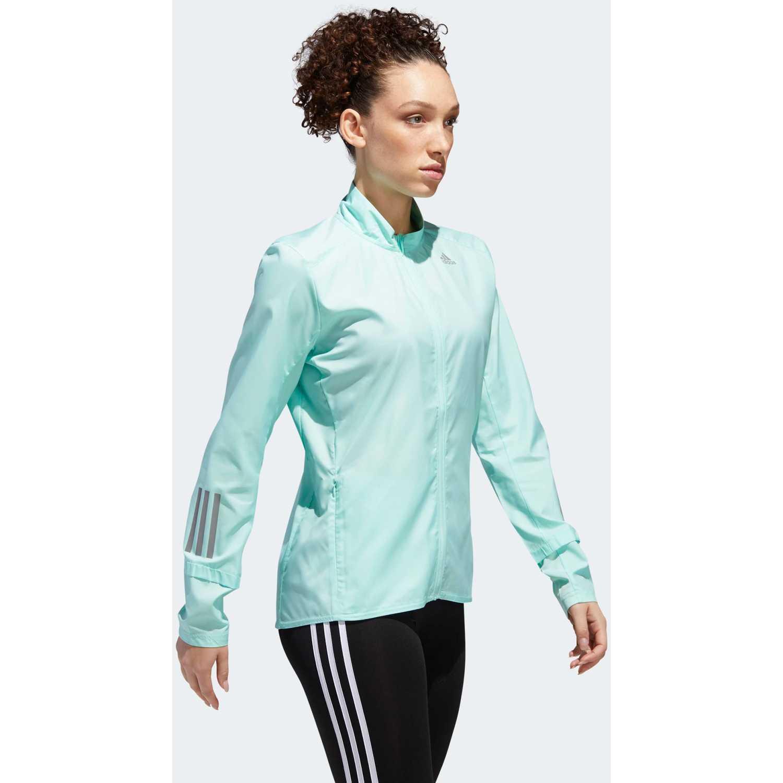 Adidas response jacket Menta Hoodies Deportivos