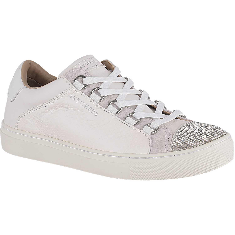 6582ffc3 Zapatillas casual de Mujer Skechers Blanco side street | platanitos.com
