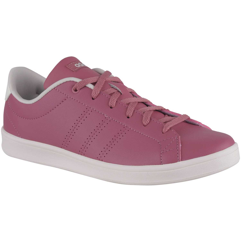 Adidas advantage clean qt Rosado Walking