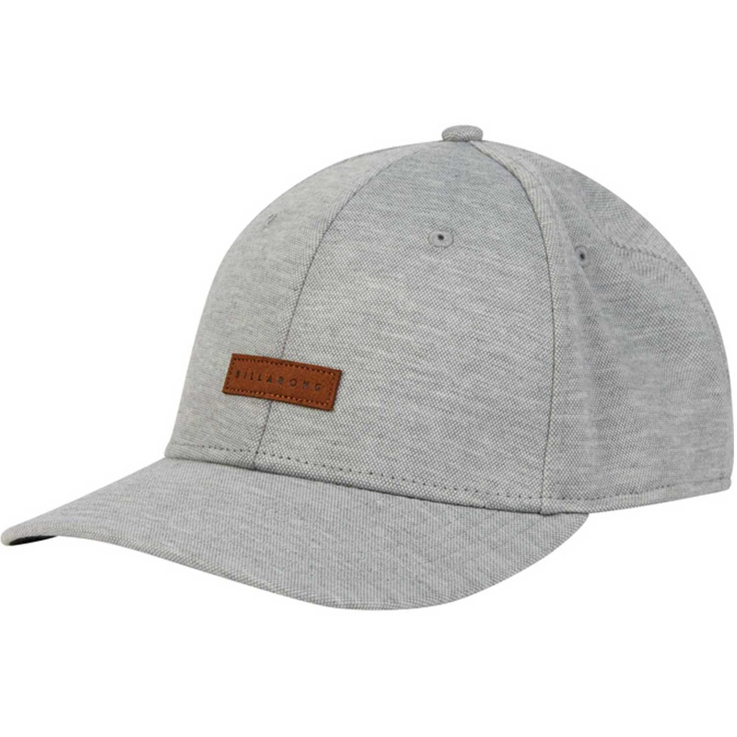 Billabong united stretch Gris Gorros de Baseball