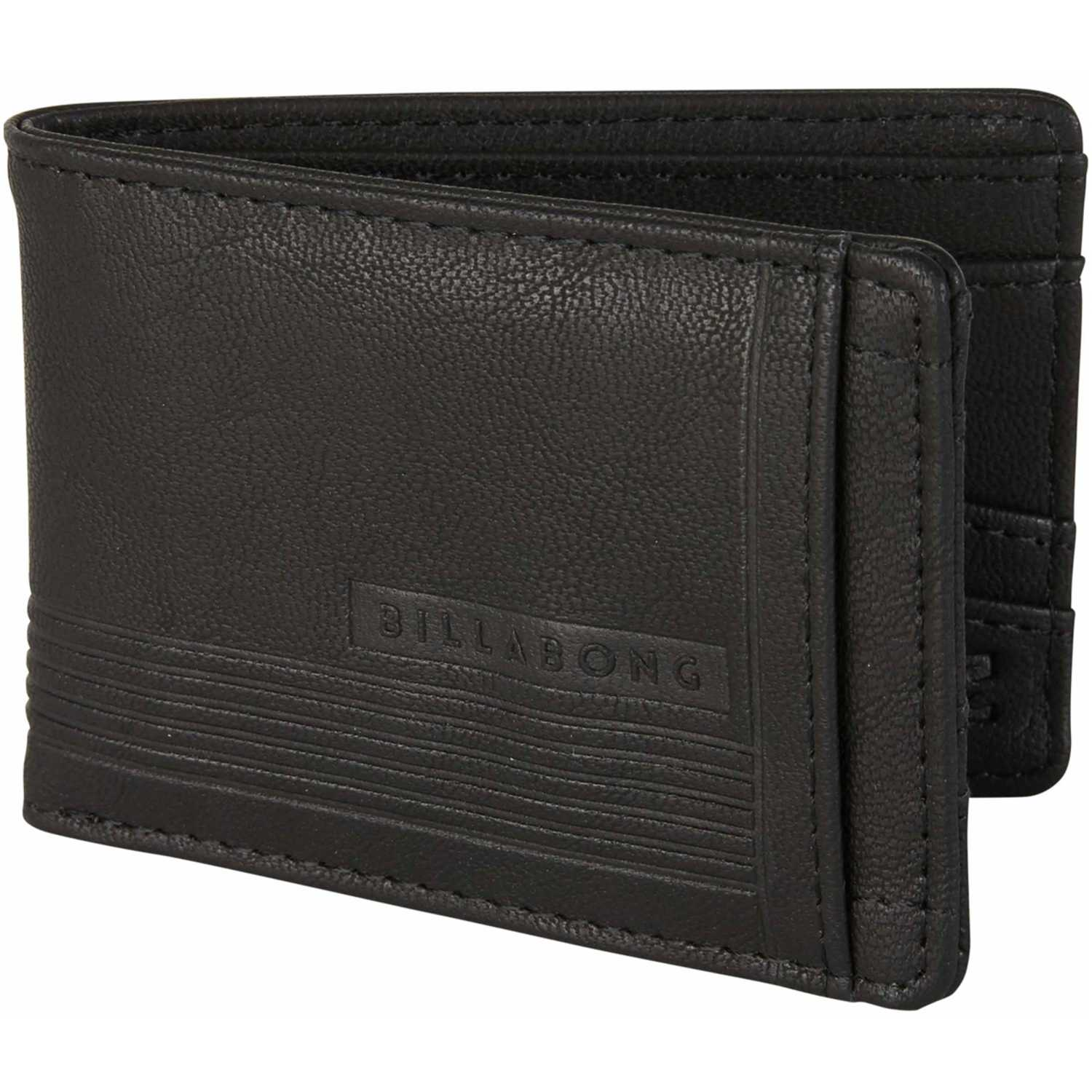 Billeteras de Hombre Billabong Negro vacant wallet