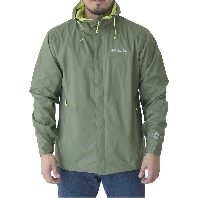 Casaca de Hombre Columbia Verde watertight ii jacket