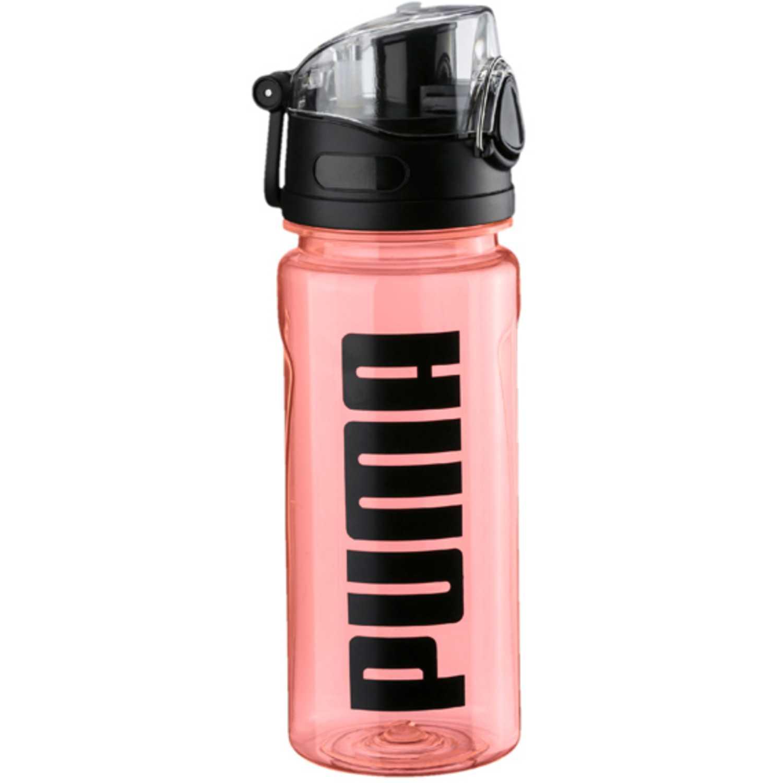 Puma puma tr bottle sportstyle Rosado / negro Botellas de agua