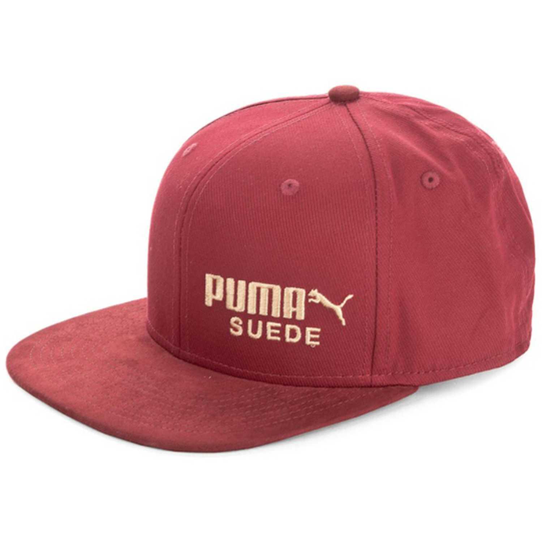 Puma archive suede cap Vino Gorros de Baseball