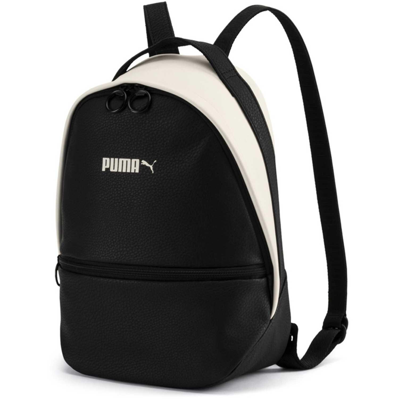 mochila puma negra mujer