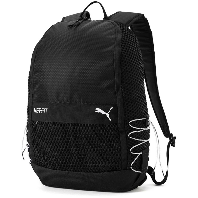 Deportivo de Mujer Puma Negro backpack netfit