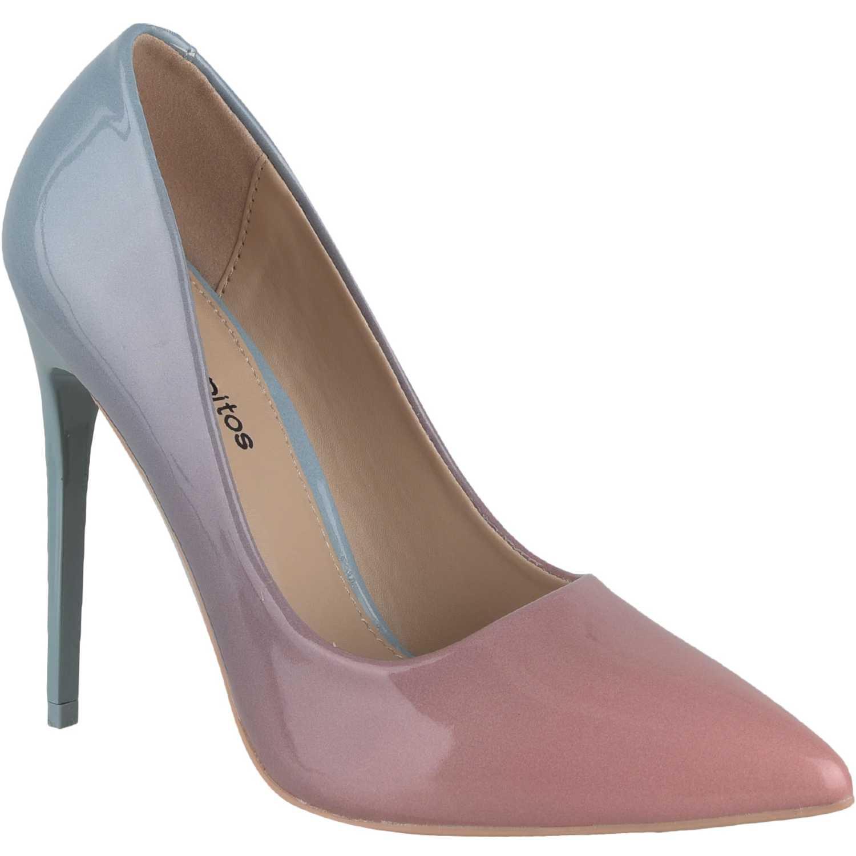 Calzado de Mujer Platanitos Rosado cv 6232