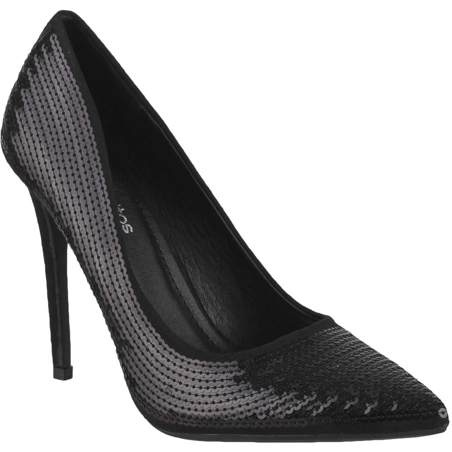 Platanitos f 4846 Negro Estiletos y Pumps