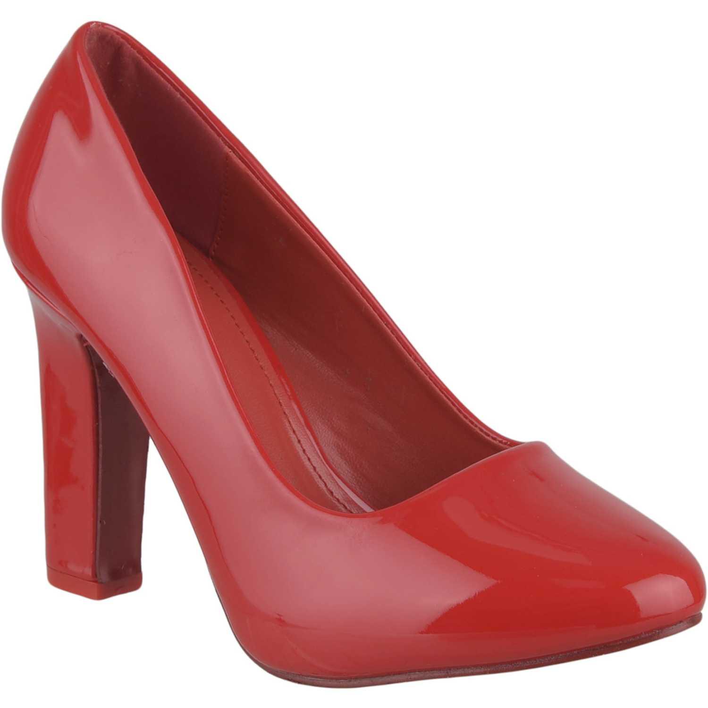 Casual de Mujer Platanitos Rojo cp 1031
