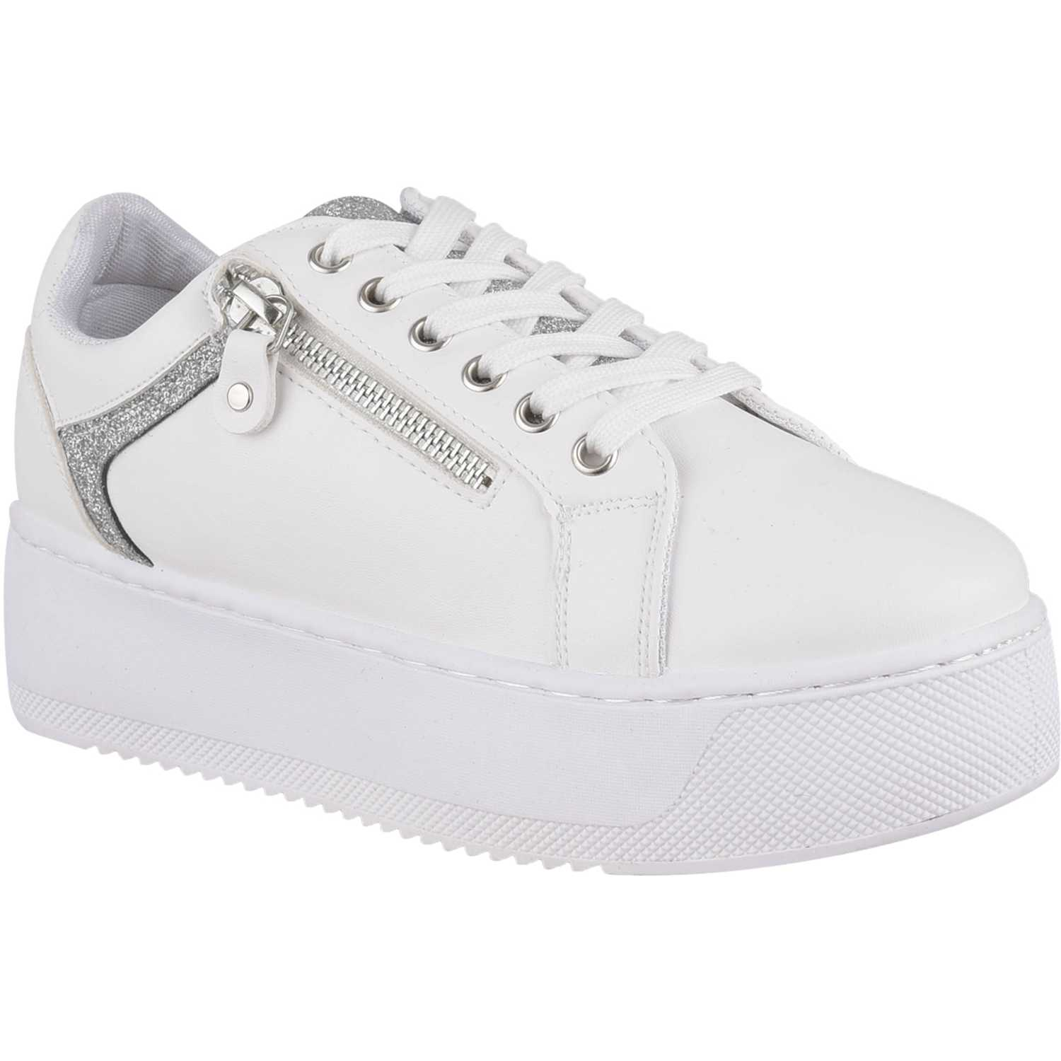 Platanitos zc 8369 Blanco Zapatillas Fashion
