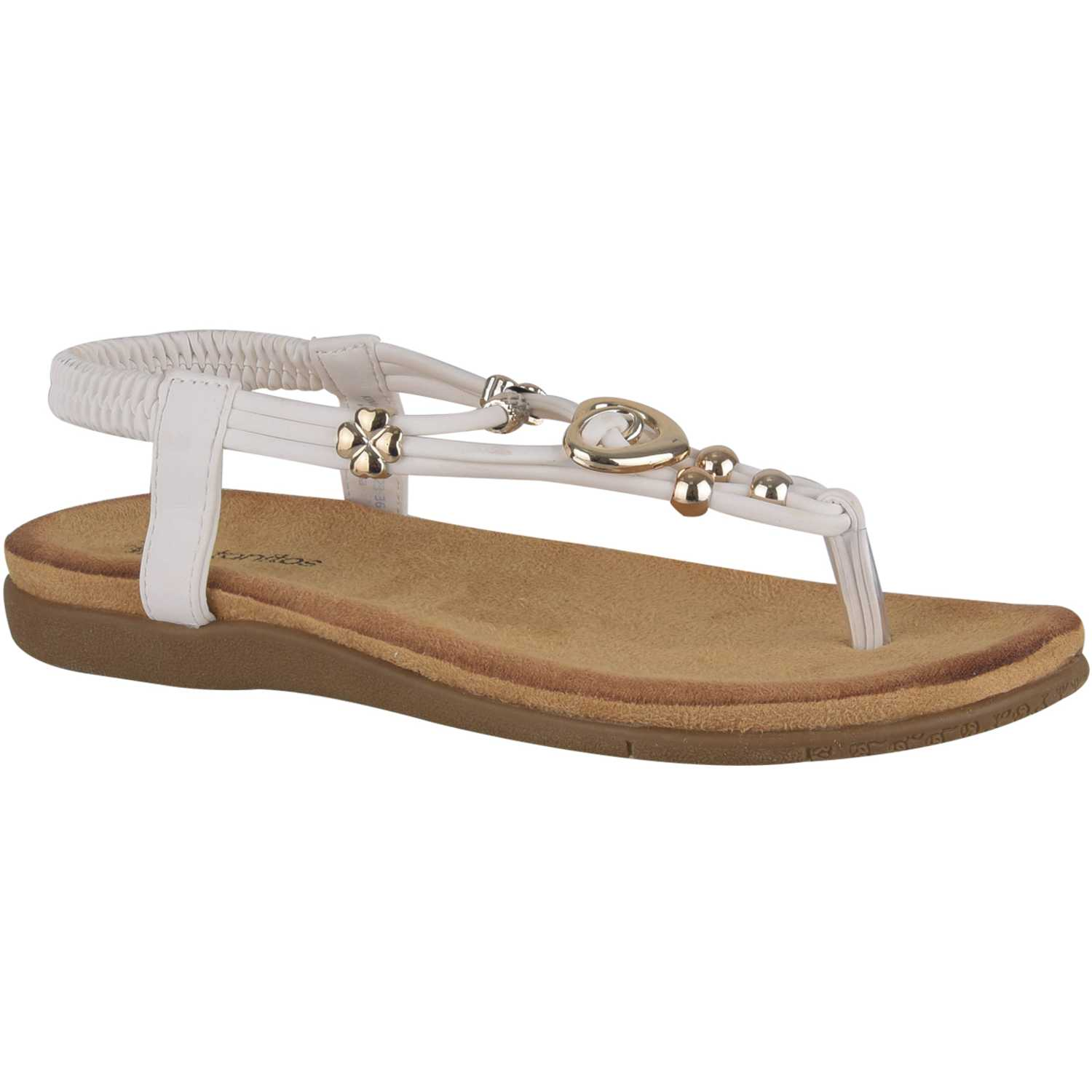 Platanitos Sf 703223 Blanco Flats
